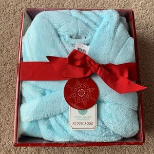 Women's Martha Stewart Collection bathrobe